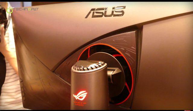 ASUS 3800R 34 İnç Kavisli G-Sync Monitör - Computex 2015