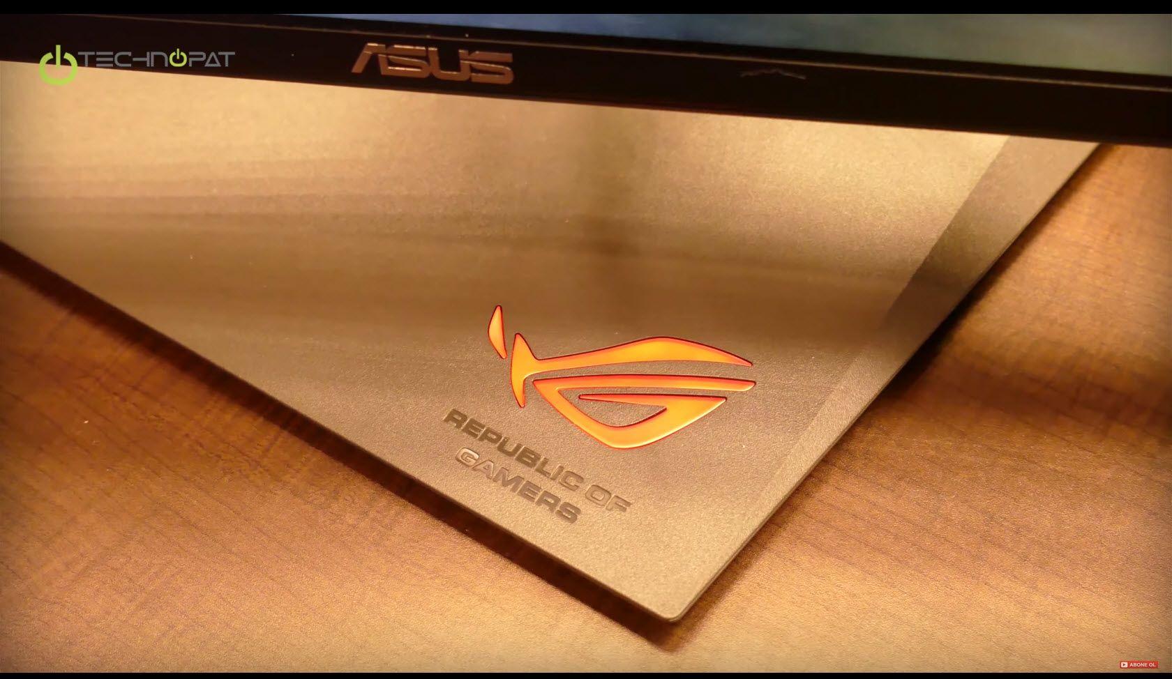 ASUS ROG Swift PG279Q Oyuncu Monitörü - Computex 2015