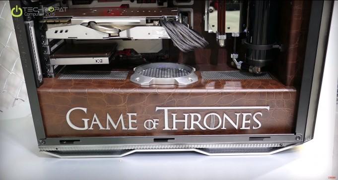 Cooler Master Game of Thrones Kasa Modifikasyonu - Computex 2015