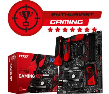 MSI Z170 Enthusiast GAMING