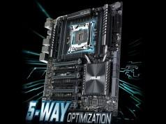 ASUS X99-E WS USB 3.1 Anakart - Computex 2015