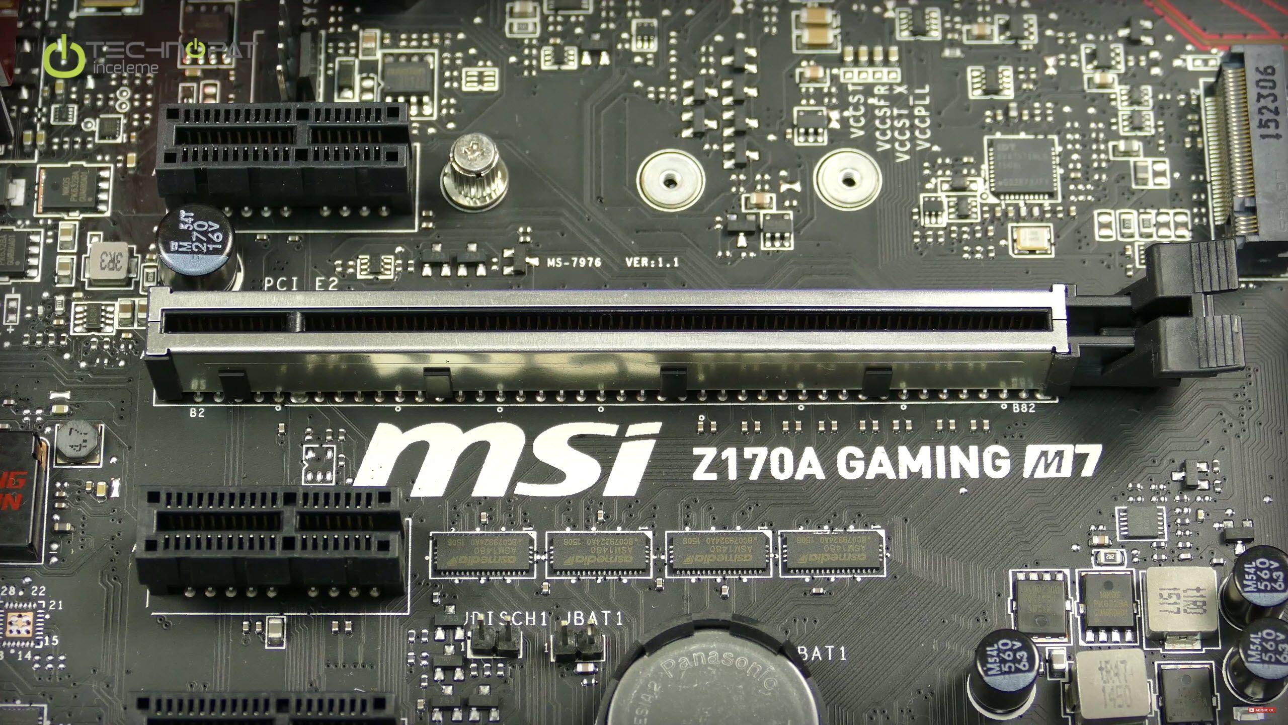 MSı yeni Steel Armor ile PCI Express yuvalarını güçlendiriyor