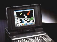 Dünyanın İlk Renkli Ekranlı Taşınabilir Bilgisayarı: Toshiba T3200SXC