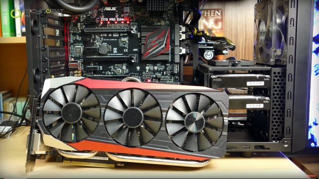 GTX 980Ti GTA 5 Performans Testi