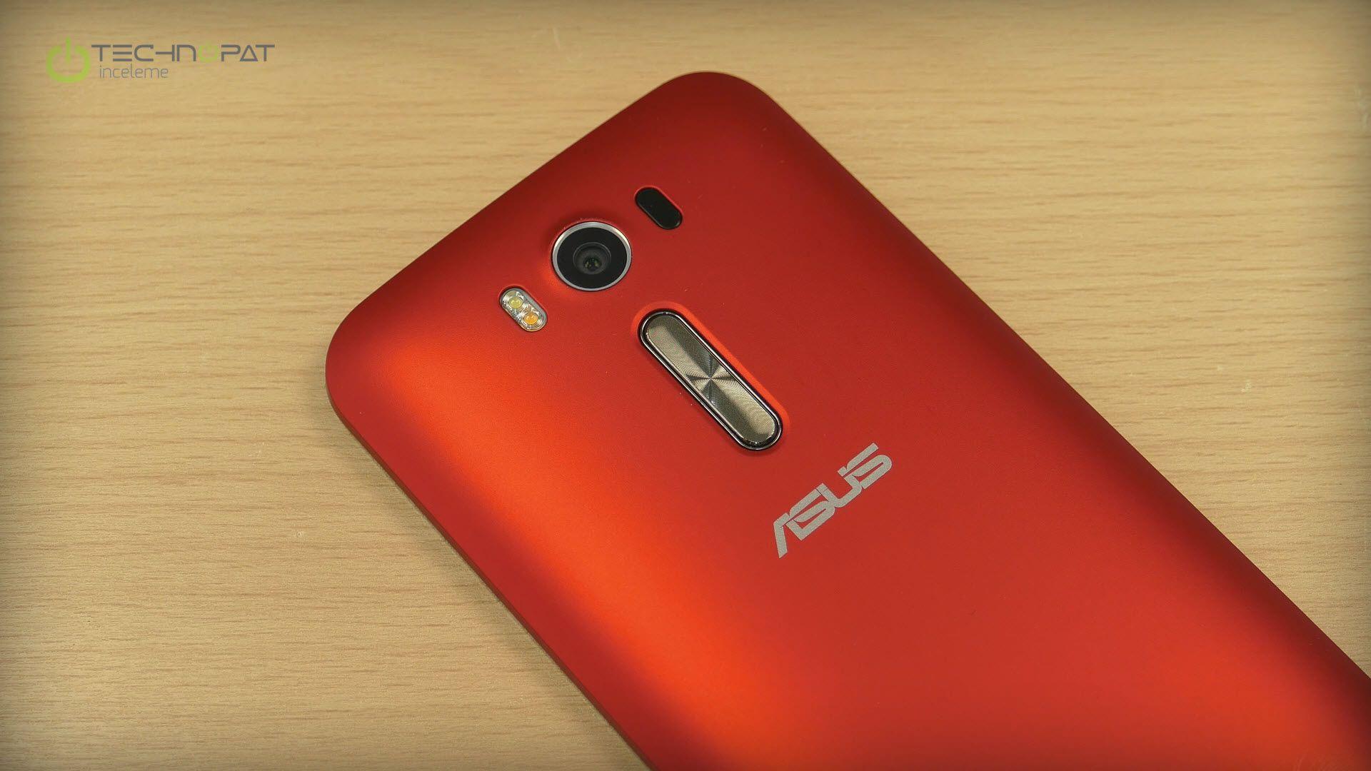 ZenFone 2 Laser - Kırmızı Renk