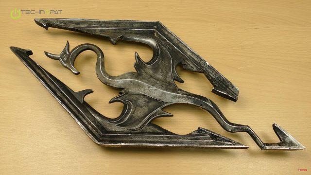 Skyrim ejderhası, oyun içerisindeki ismiyle Akatosh!