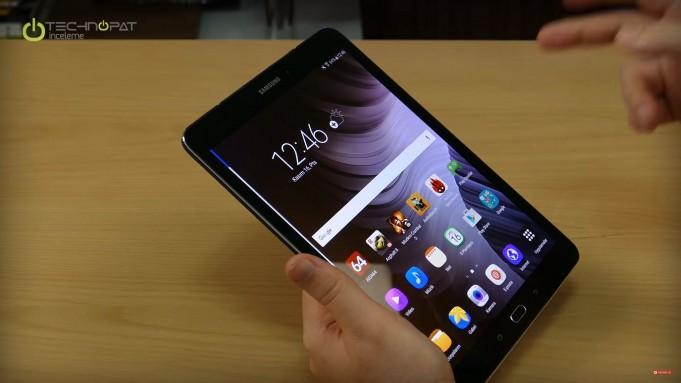 Samsung Galaxy Tab S2 İncelemesi