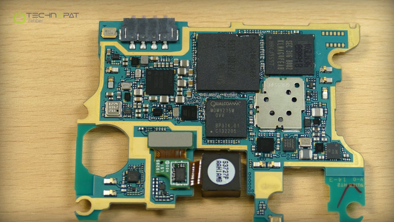 Qualcomm SoC - System on Chip karşımızda