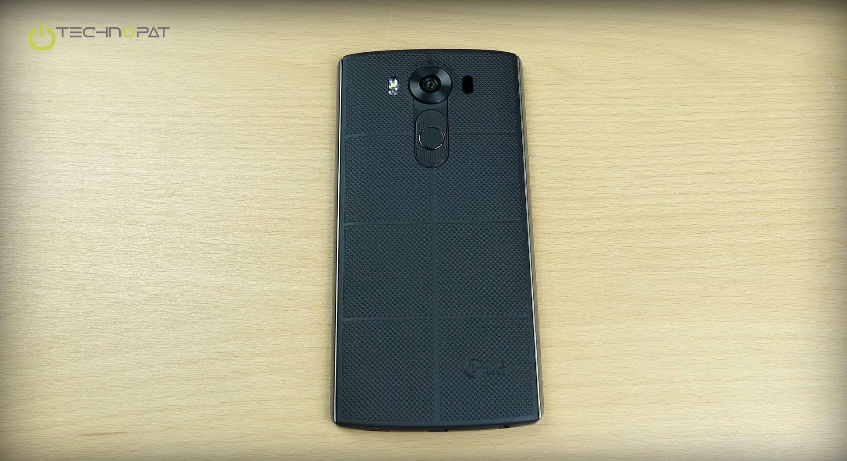 LG V10 dayanıklı kaplama
