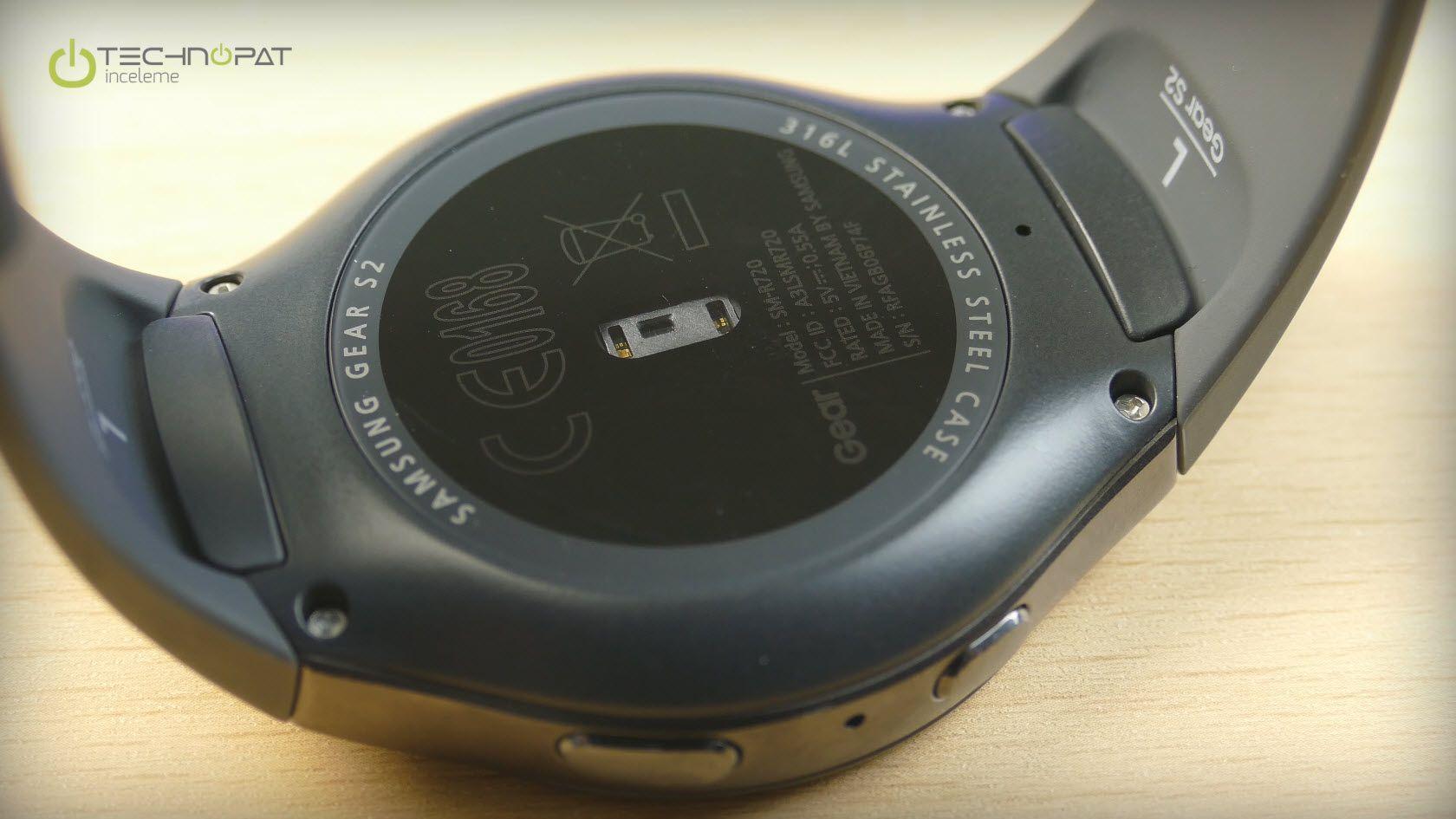 Samsung Gear S2 İncelemesi