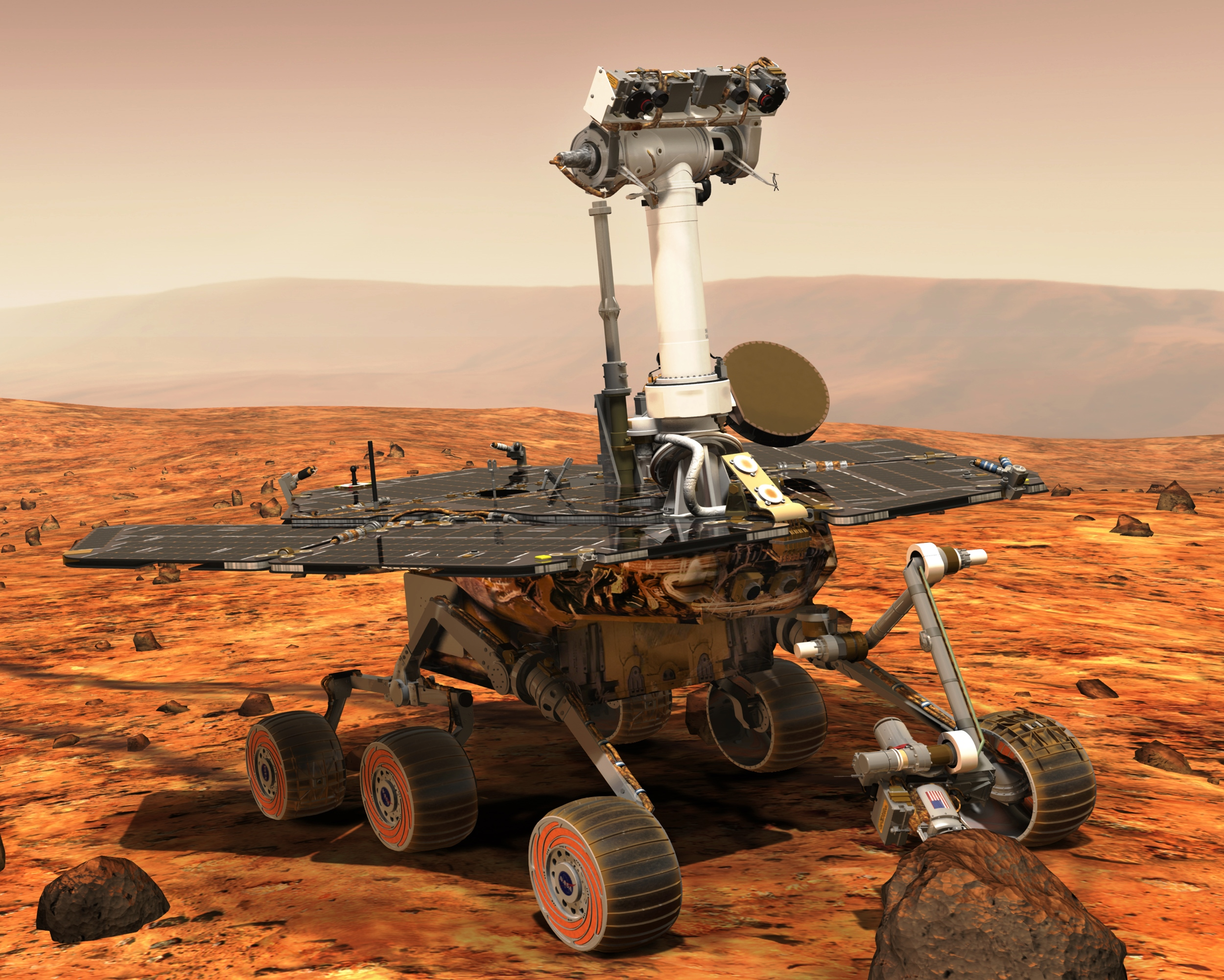mars exploration rover opportunity