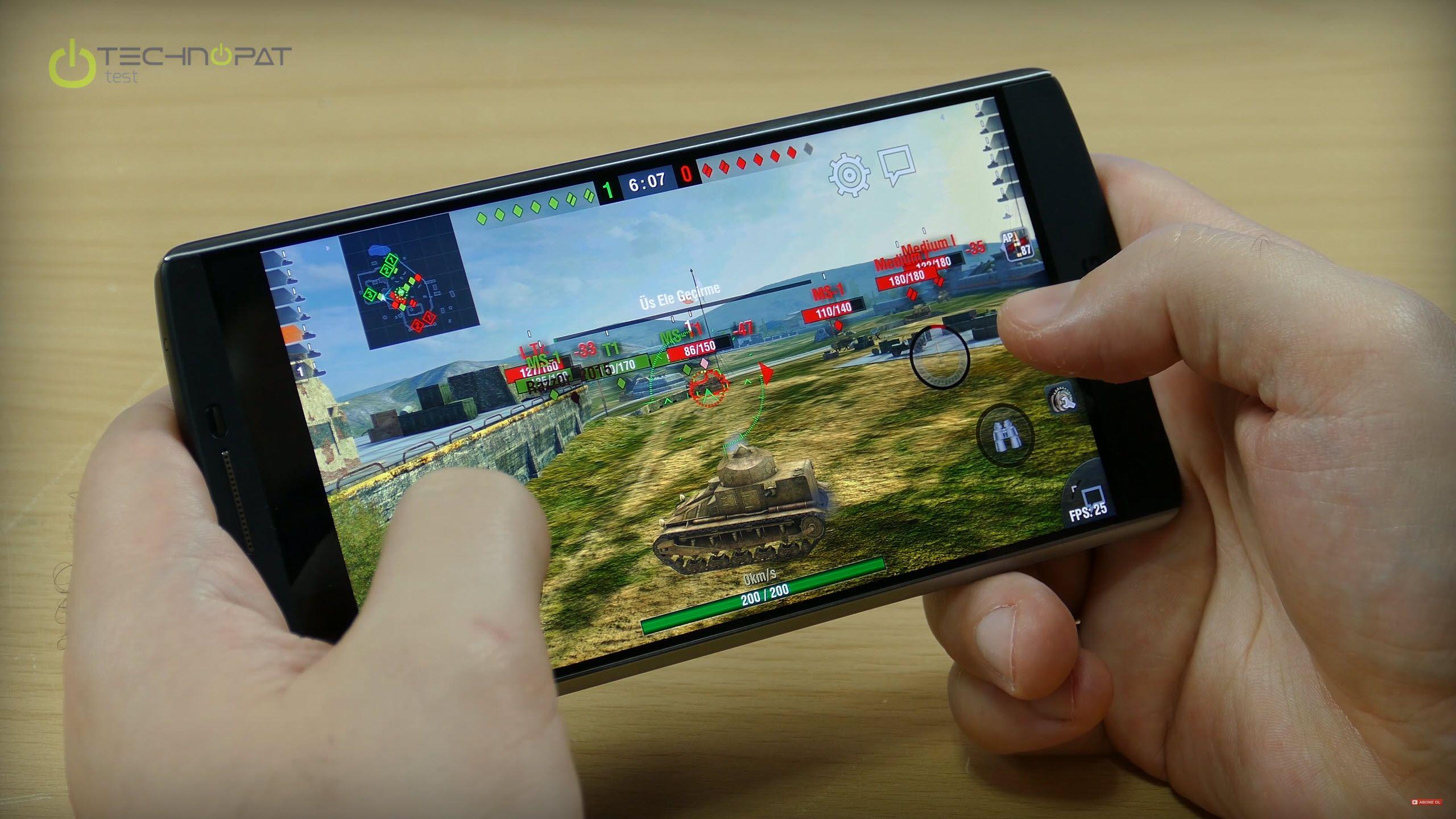 LG V10 Oyun Testi