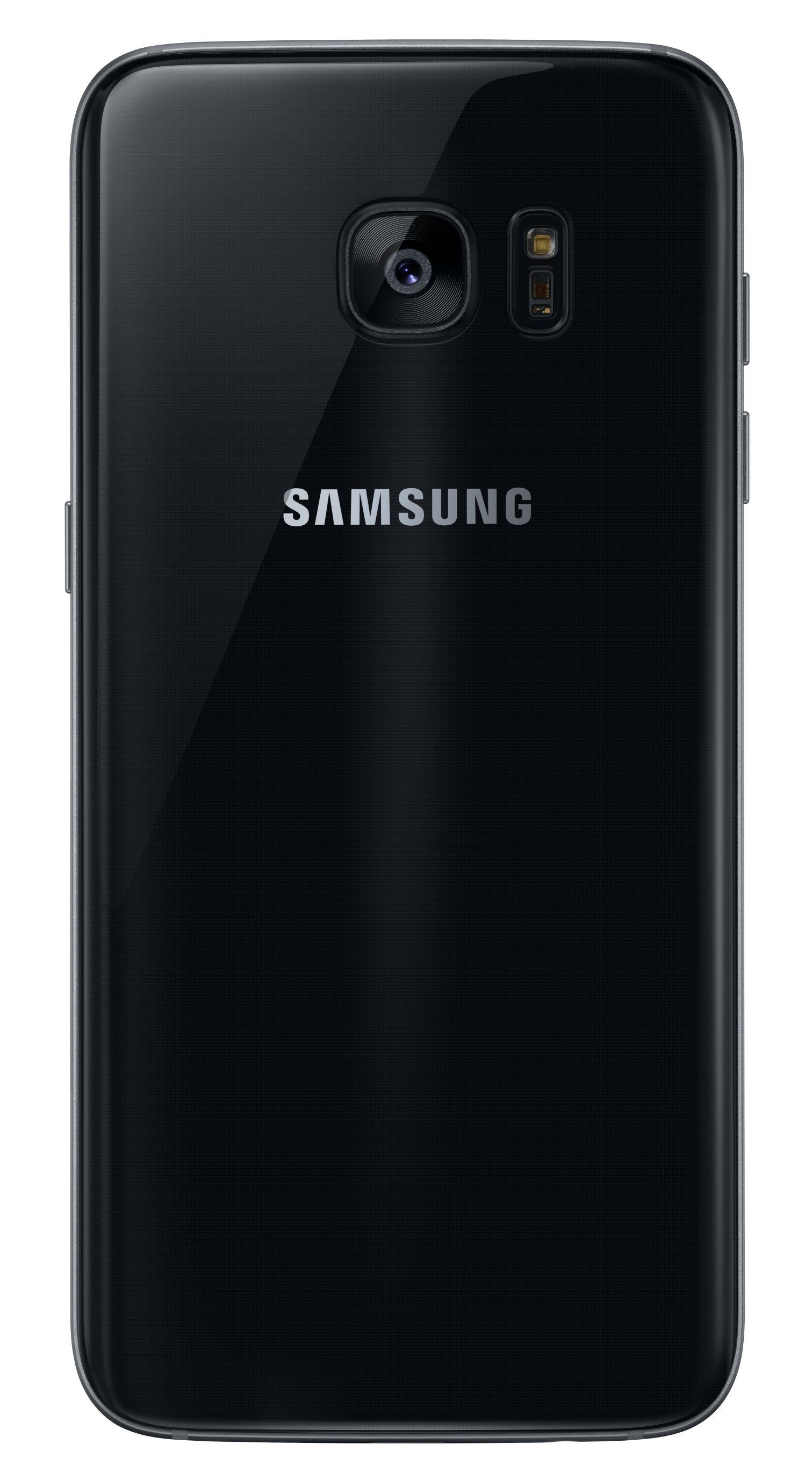 Galaxy S7 Edge Black Onyx Arka