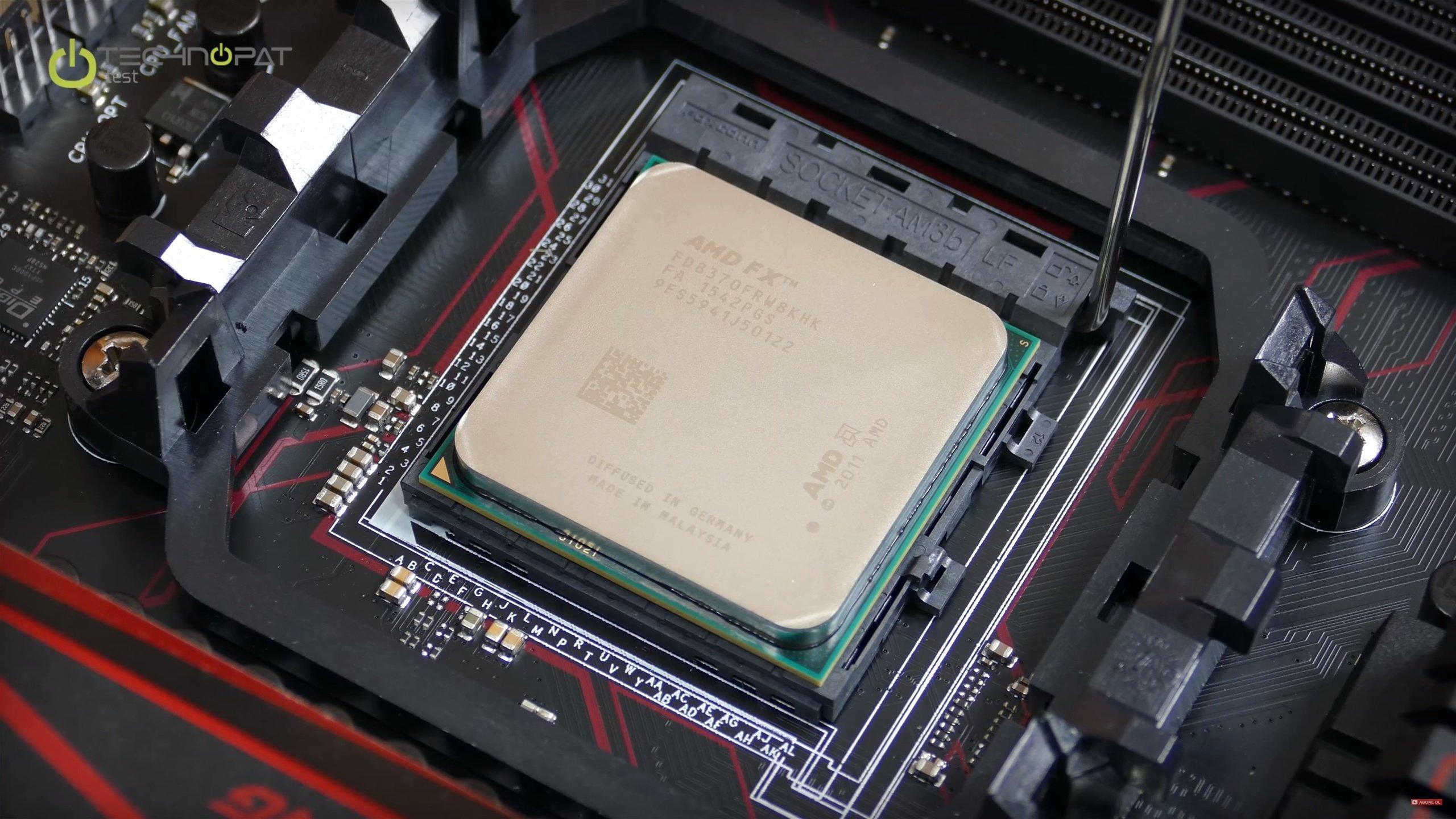 AMD FX 8370 işlemci