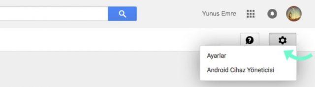 google play cihaz kaldırma