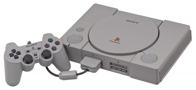 İlk PlayStation