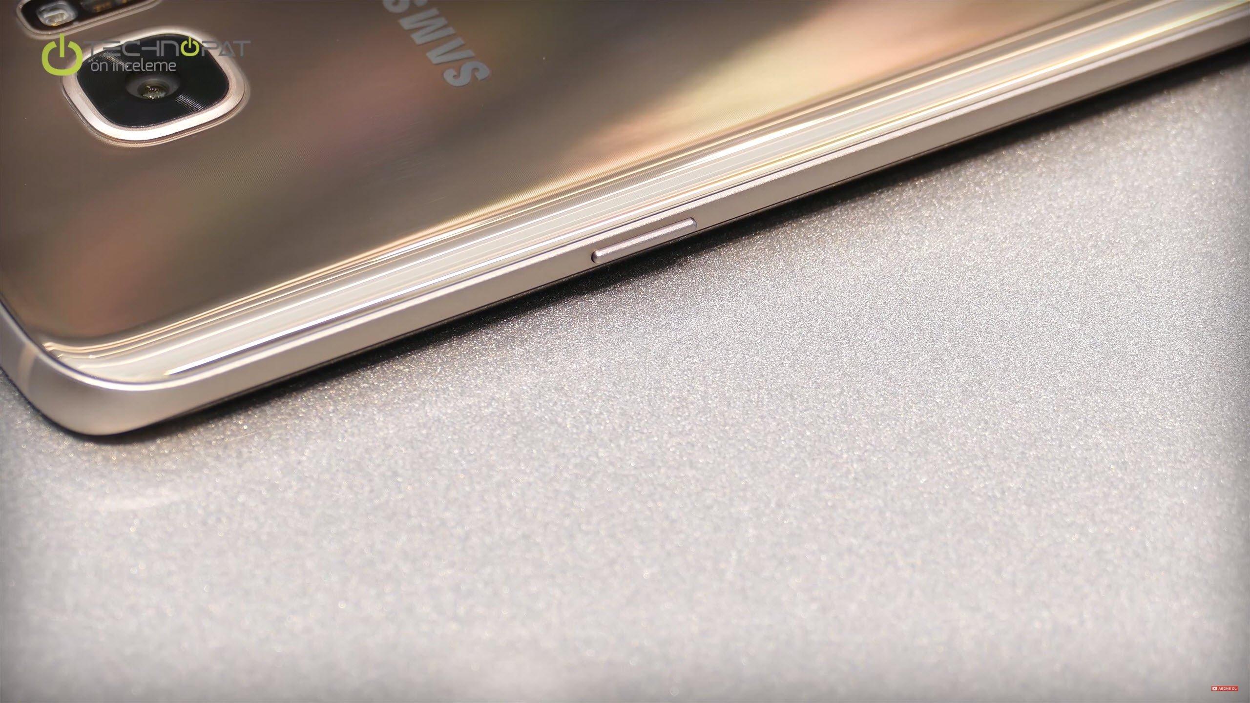 Samsung Galaxy S7 Edge Ön İnceleme - MWC 2016