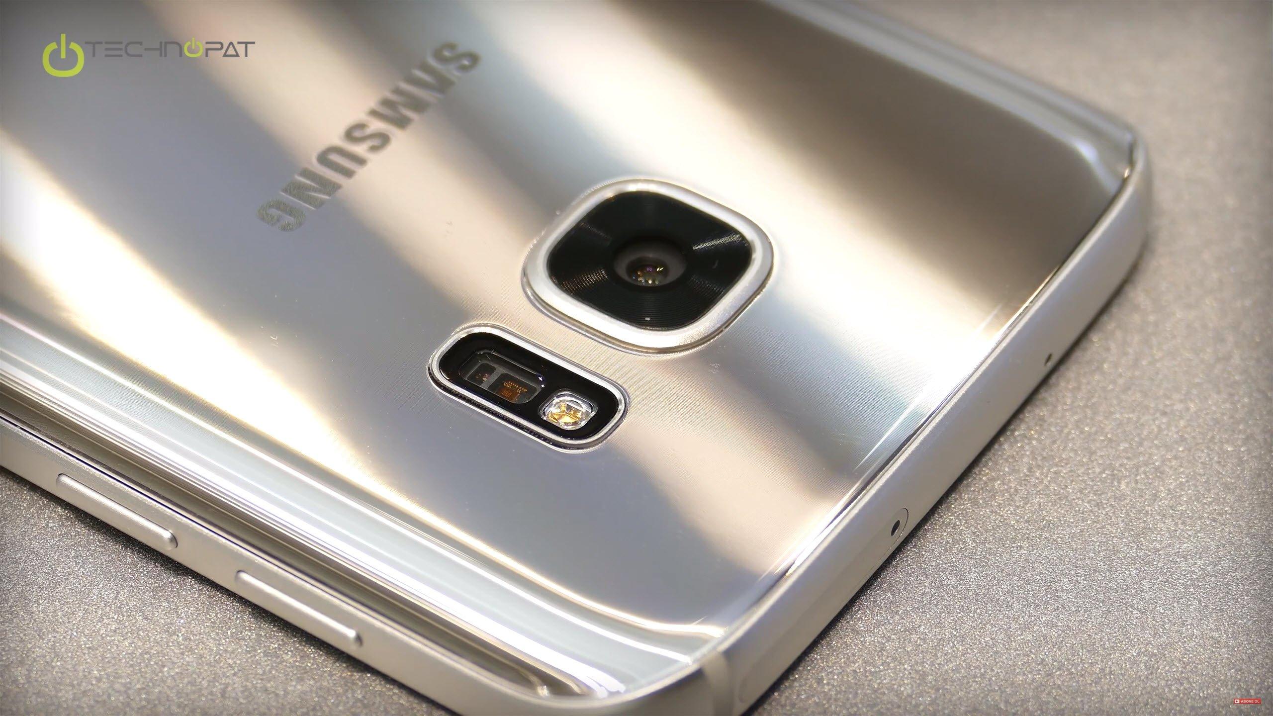 Samsung Galaxy S7 Ön İnceleme - MWC 2016