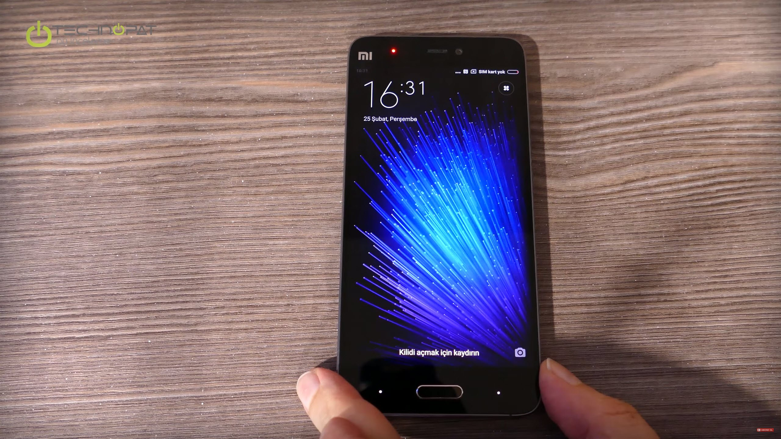 Xiaomi Mi 5 Pro Ön İnceleme - MWC 2016