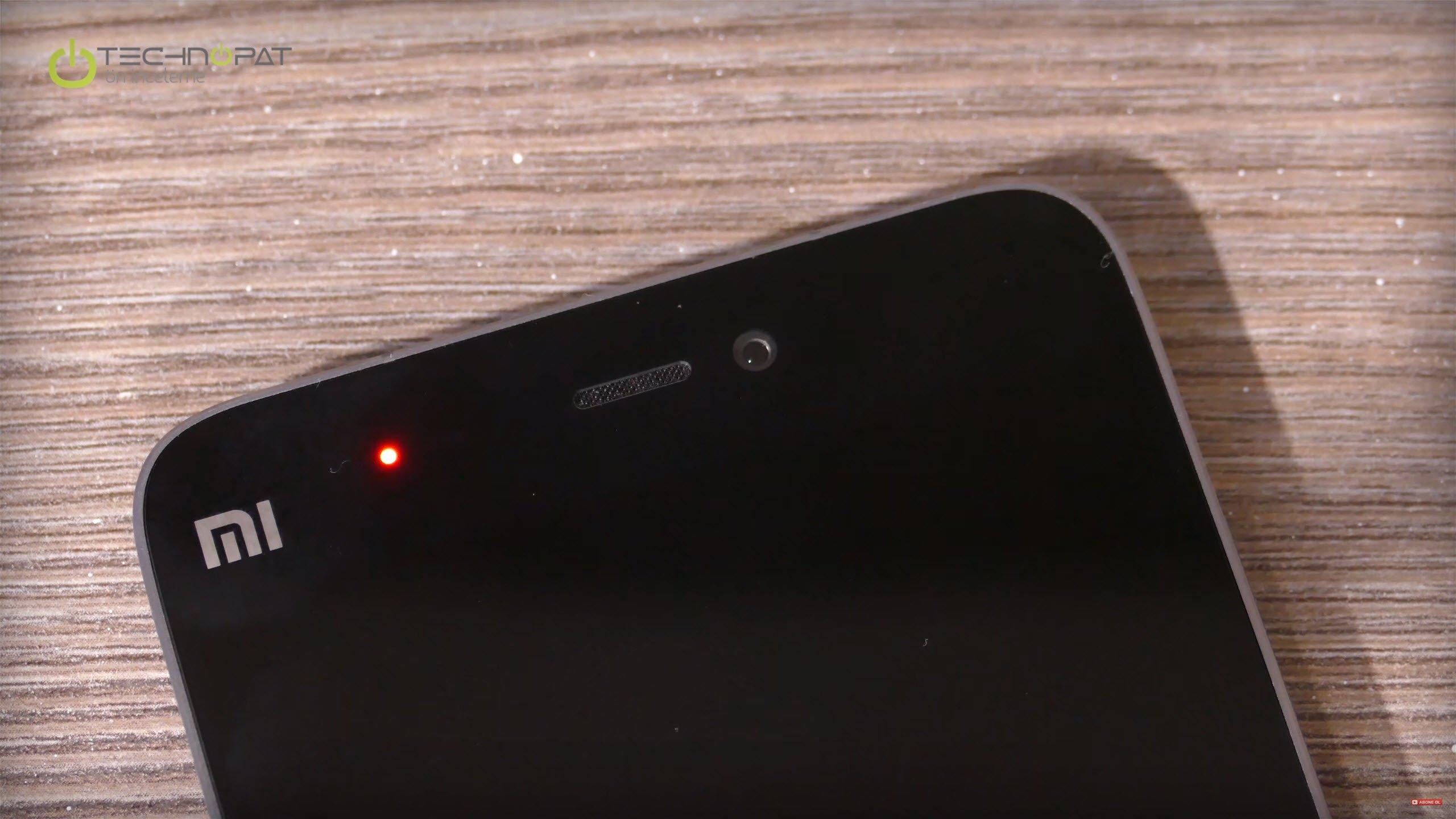Xiaomi Mi 5 Pro: Ön kamera