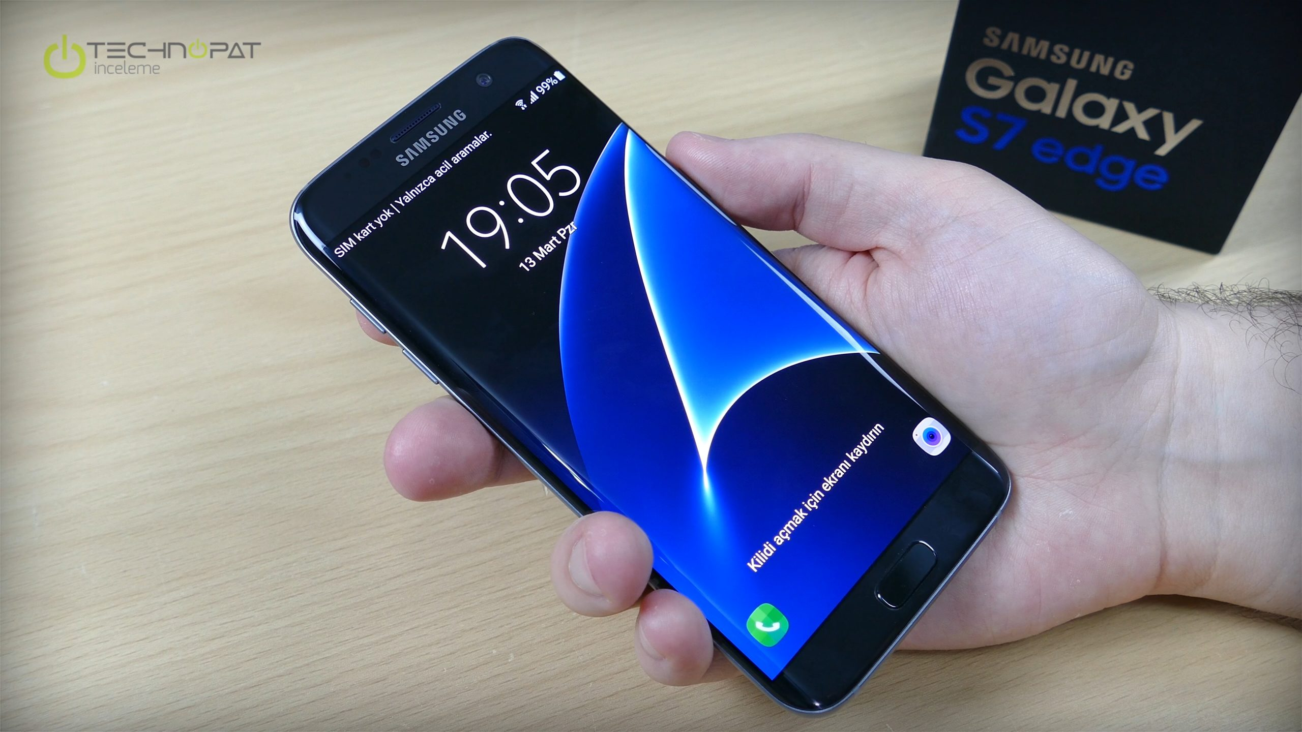 Samsung Galaxy S7 Edge İncelemesi