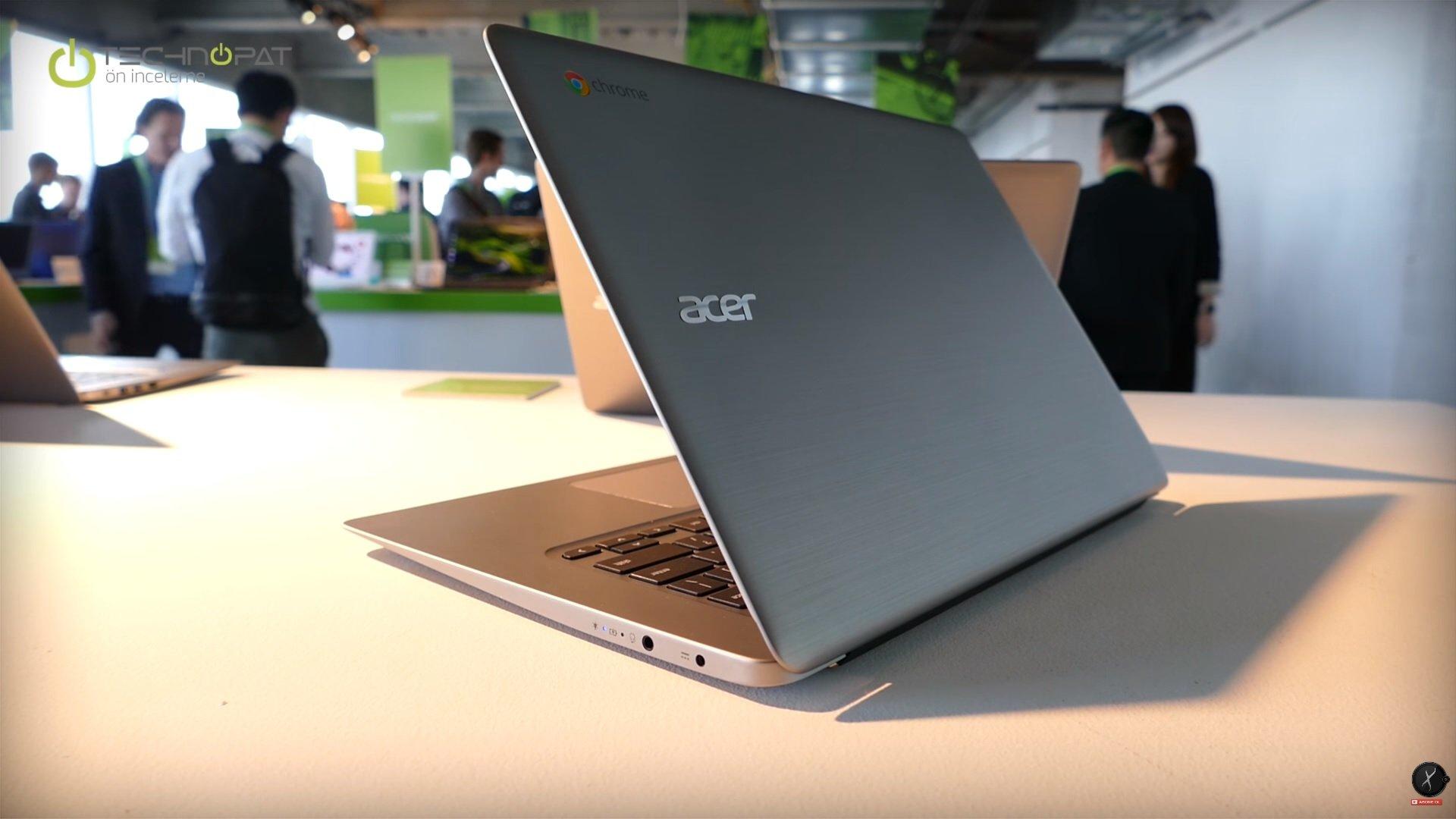 Acer Chromebook 14 Ön İncelemesi