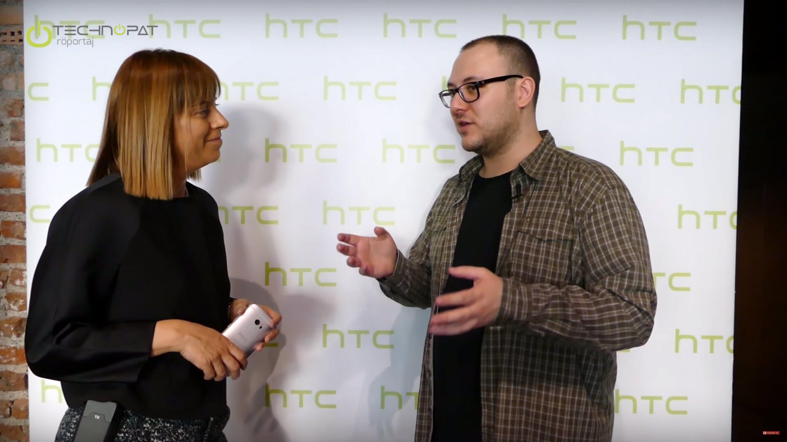HTC Ülke Müdürü Canan Taşar ile HTC 10 Röportajı