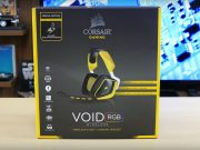 Corsair Void RGB Wireless Dolby 7.1 oyuncu kulaklığı Special Edition Technopat İncelemesi