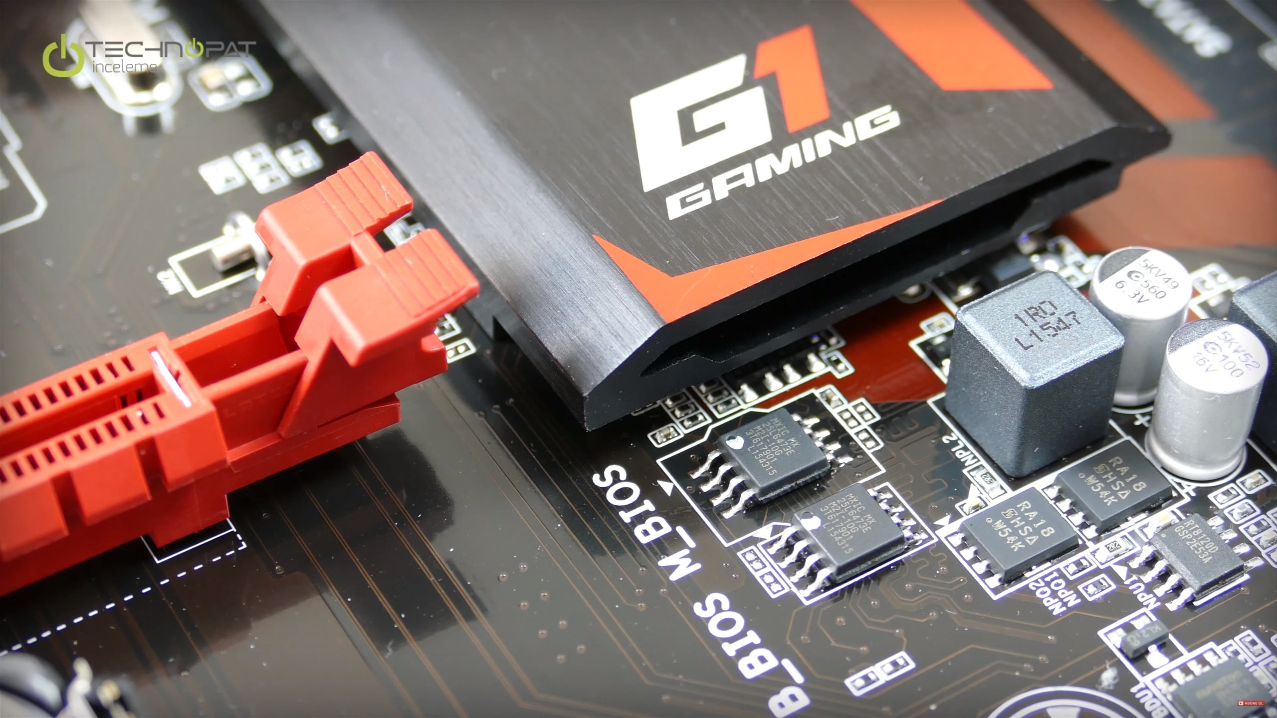 Çift BIOS: Gigabyte Z170 Gaming K3 Anakart İncelemesi