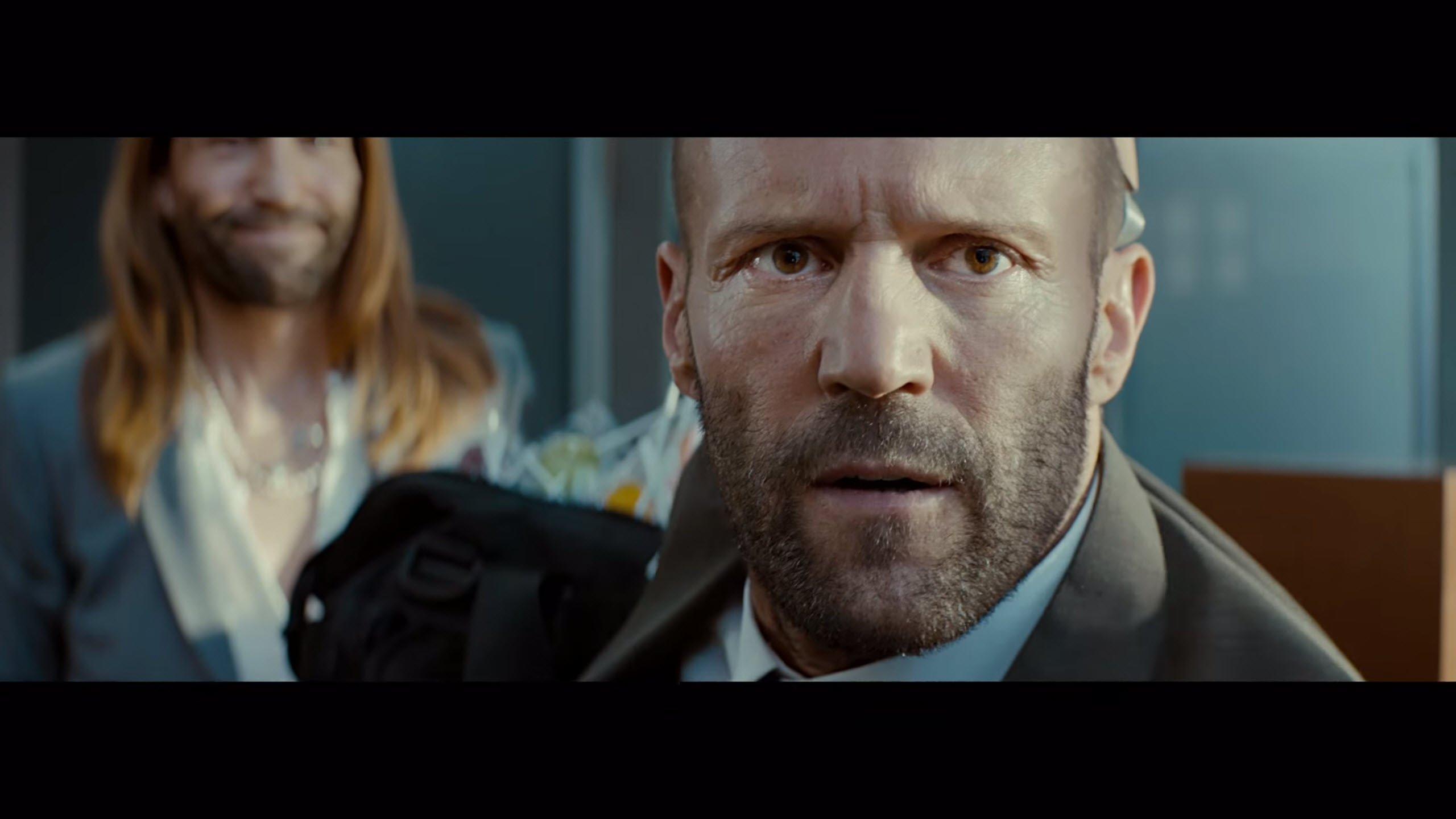 LG G5 videosunda herkes Jason Statham