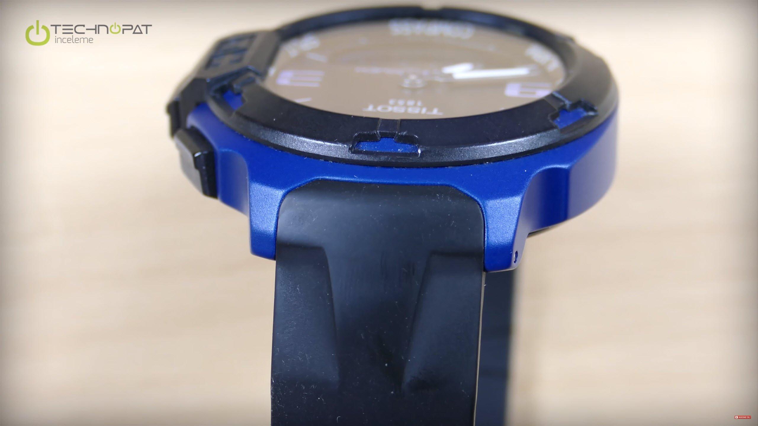 Tissot T-Race Touch İncelemesi: Silikon kayış