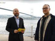 Ufuk Gürsöy ile LG G5 Türkiye Lansman Röportajı