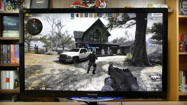 Viewsonic VX2457 mhd Oyuncu Monitörü İncelemesi