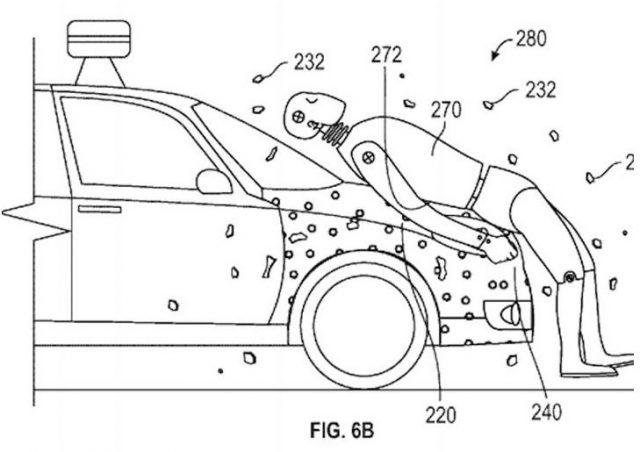 google-surucusuz-otomobil-patenti
