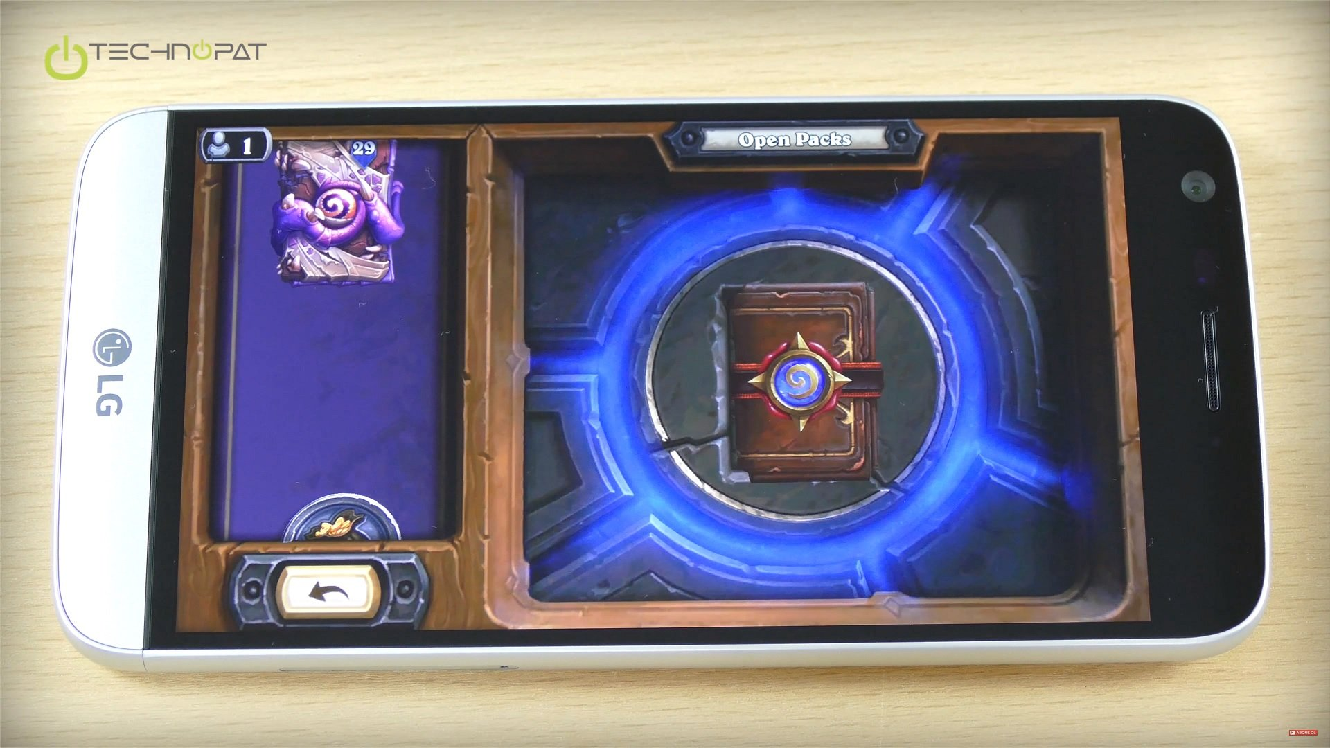 Hearthstone Whispers of The Old Gods 30 Deste Açılışı