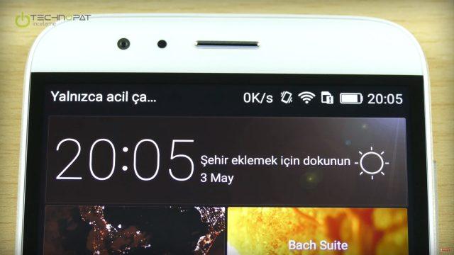 Huawei G8 Android Telefon İncelemesi