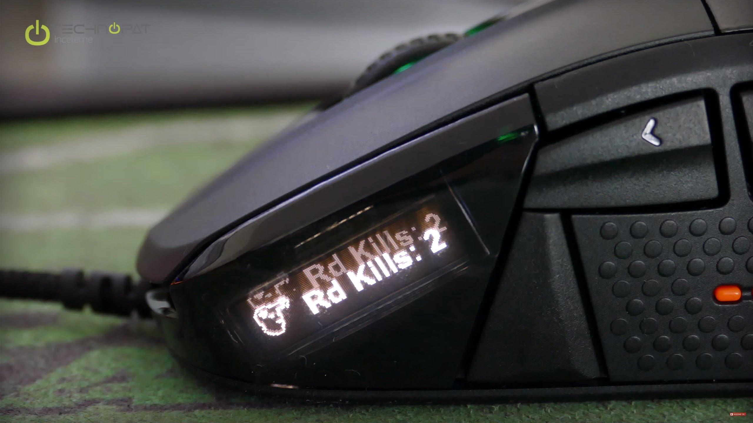 Steelseries Rival 700 Oyuncu Faresi İncelemesi