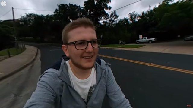 Teksas'ta 360 Derece Bisiklet Turu