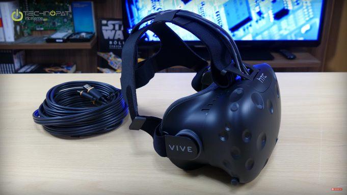 HTC VIVE İncelemesi: Sanal Gerçeklik Kiti