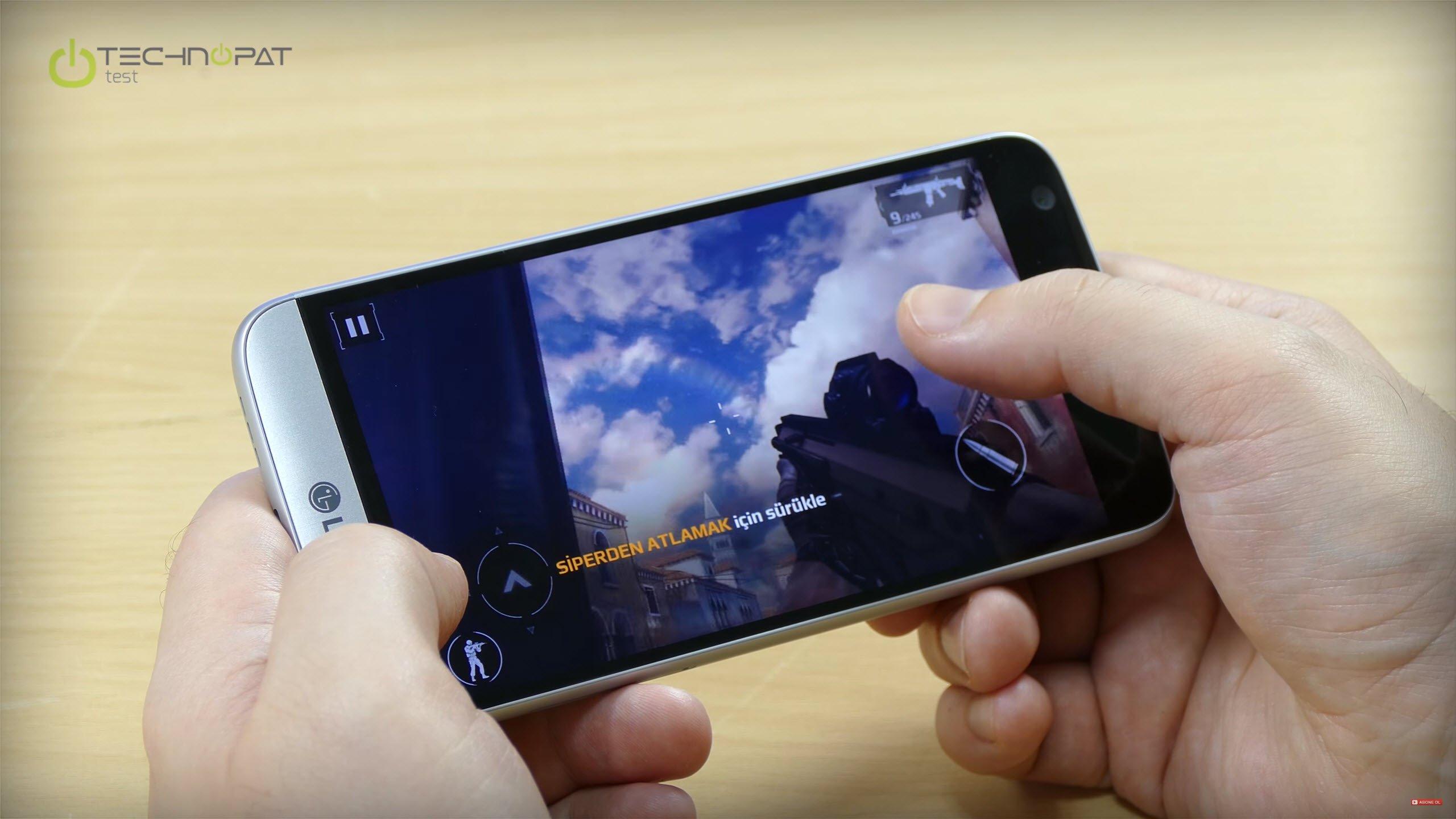 Modern Combat 5 - LG G5