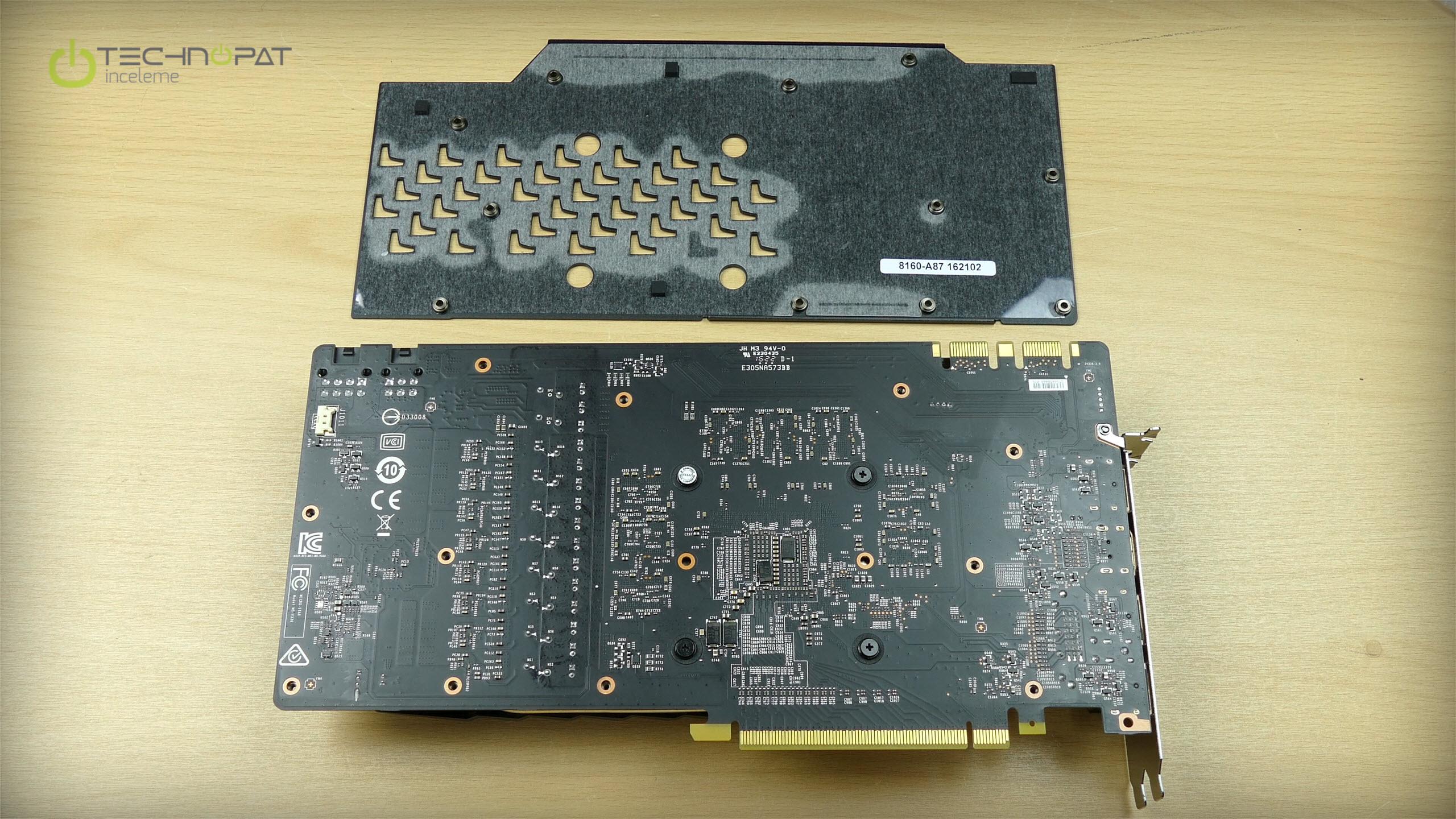 MSI GTX 1080 Gaming X 8G ekran kartı İncelemesi
