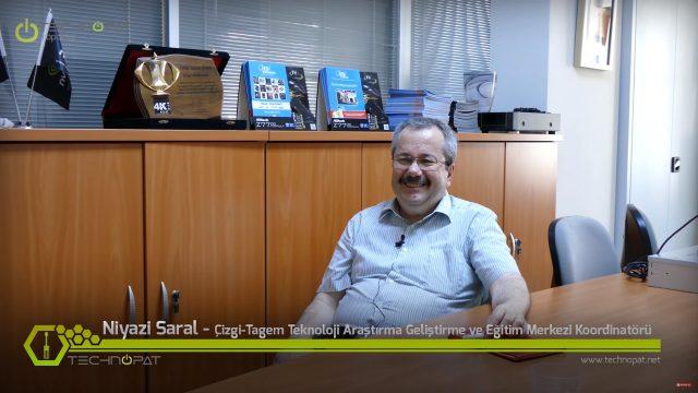 Çizgi-Tagem Teknoloji Araştırma Geliştirme ve Eğitim Merkezi Koordinatörü Niyazi Saral ile eğitim ve teknoloji alanında kariyer seçimlerini konuştuk