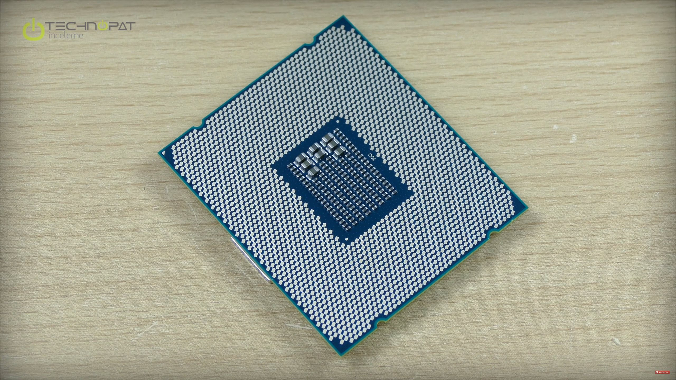 Core i7 6900K LGA 2011-V3 standardında
