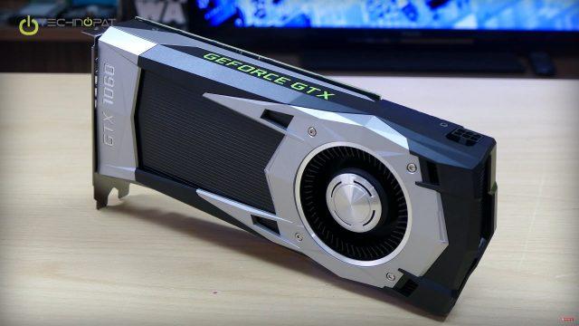 Nvidia GeForce GTX 1060 İncelemesi: Founder's Edition tasarımı