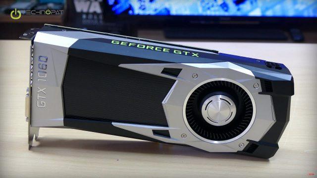 Nvidia GeForce GTX 1060 Kutudan ÇıkıyorNvidia GeForce GTX 1060 Kutudan Çıkıyor