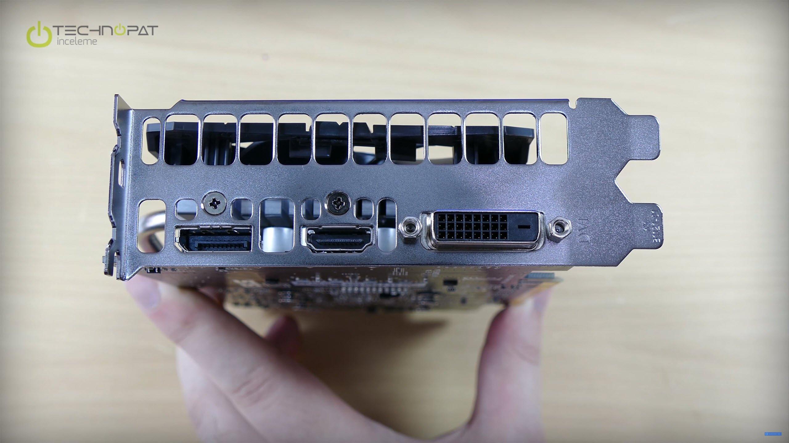 ASUS STRIX RX 460 Ekran Kartı İncelemesi