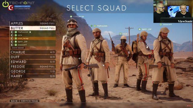 Battlefield 1 Açık Beta Oynuyoruz