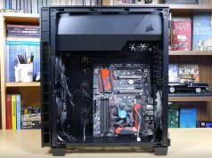 Corsair Carbide Clear 600C Kasa İncelemesi