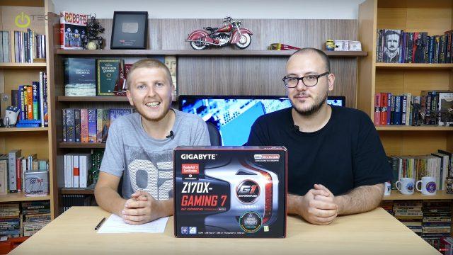 Gigabyte Z170X Gaming 7 İncelemesi