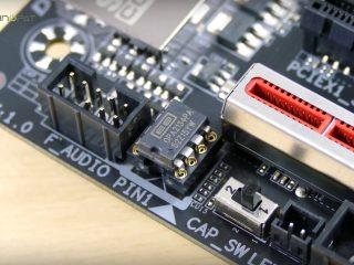 Gigabyte Z170X Gaming 7 İncelemesi: Değişitirilebilir OP AMP